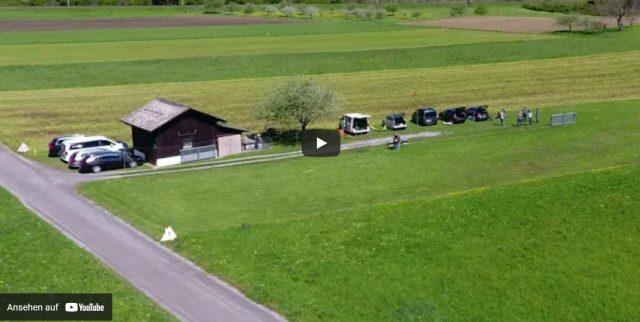 Video vom Flugplatz